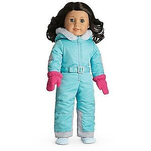 American Girl Doll Ski Outfit Clothing
