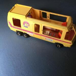 Collectible Barbie Travel Motorhome