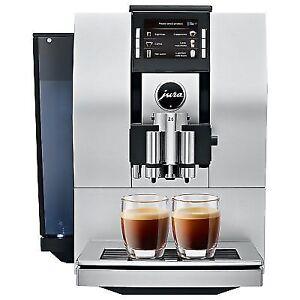JURA Z6 Automatic Coffee and Espresso Machine - Silver Brand