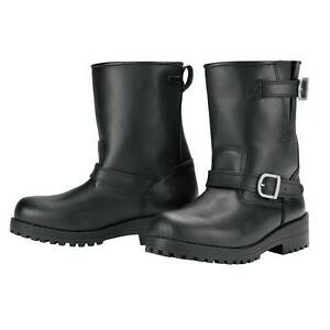 TourMaster Vintage 2.0 Waterproof Motorcycle Boots