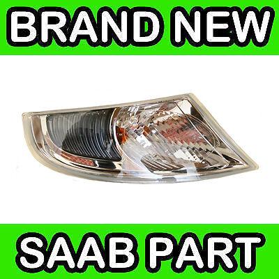 Saab 9-5 (02-05) Front Indicator Light / Lens / Lamp (Right)