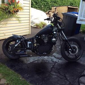 Yamaha virago xv1000 bobber
