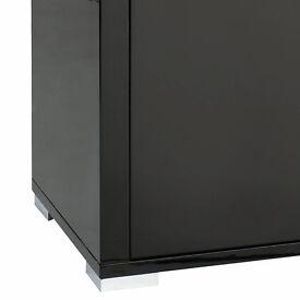 Black cupboard/sideboard from Dwell