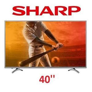NEW SHARP 40'' 1080p SMART LED TV LC-40N5000U 109993997