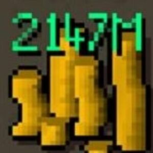 Selling osrs gold (3 bill + available) - $1/mill