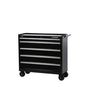 5-tiroirs Armoire / 5-Drawer Tool Cabinet, HUSKY 41 in.