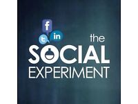 Exclusive action breath taking social experiments courses for you to take action now!