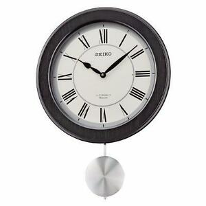 """15.5"""" Eleanor Musical Wall Clock by Seiko NEW"""