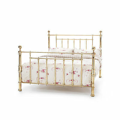 Beautiful Metal Bed Frame Small Double Bed Single Bed New Still