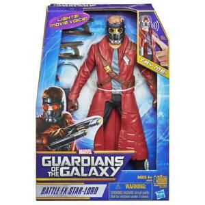 Marvel Guardians Of The Galaxy Battle FX Star-Lord Figure