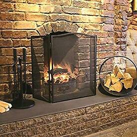 3 in 1 Fireplace
