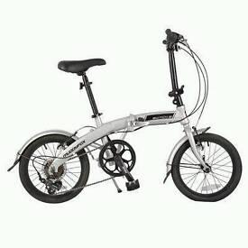 Muddyfox Switch16 Folding Bike