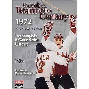 Canada's Team Of The Century - 1972 Canada vs. USSR