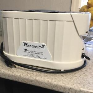 Therabath paraffin therapy bath ( professional use)