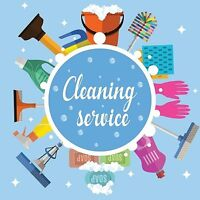 Cleaning services offered indoor/outdoor