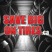 MOBILE TIRE SERVICE BURNABY -SAVE BIG ON TIRES