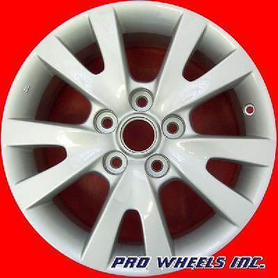mazda 3 2007 tire size