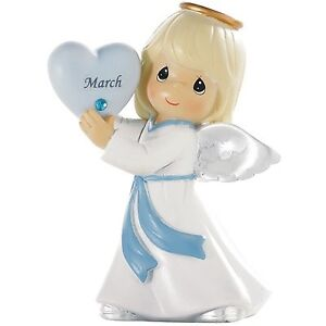 March Precious Moments Angel