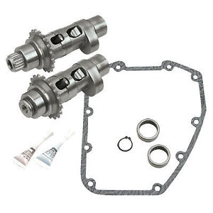 S&S 585 Easy Start Chain Drive Camshaft Kit, 2007-'16 Big Twins London Ontario image 1