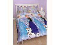Disney Frozen Bedding & Curtains