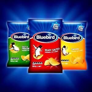 KIWI lover - Bluebird snack box (3pk) feed for movie watch using Haymarket Inner Sydney Preview