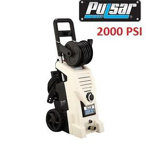 USED PULSAR  PRESSURE WASHER ELECTRIC - 2000 PSI 107090718