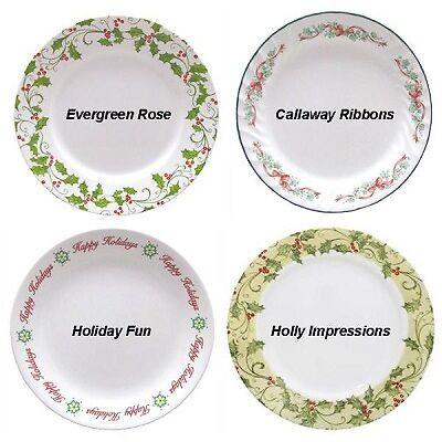 Corelle Christmas Holiday Dinnerware