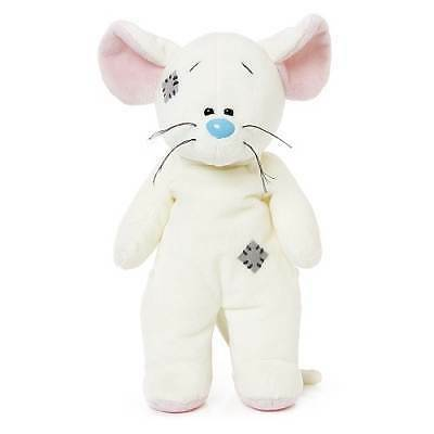 Me to You Blue Nose Friends - Tiny the Mouse - Floppy Pattern Plush