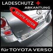 Ladekantenschutz Toyota Verso