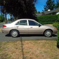 1999 Ford Escort Other