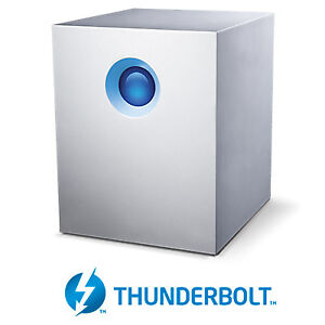 Lacie 5-big  thunderbolt  storage