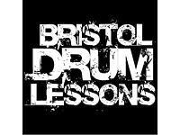 Be more Dave Grohl. Get drum lessons!