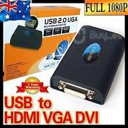 USB to VGA