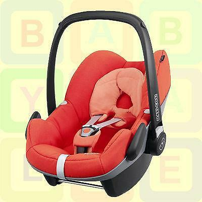 maxi cosi pebble baby car seats ebay. Black Bedroom Furniture Sets. Home Design Ideas