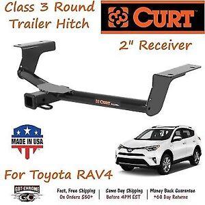 "Class III hitch, 2"" receiver - fits RAV4 2012 - 18"