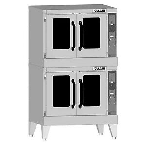 VULCAN GAS CONVECTION OVEN - DOUBLE- VC55GD