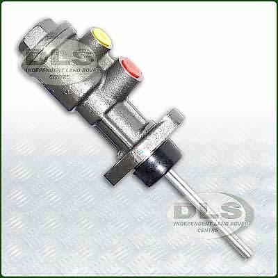 Brake Master Cylinder Assembly Land Rover Series 2/2a SWB Single-line (520849)