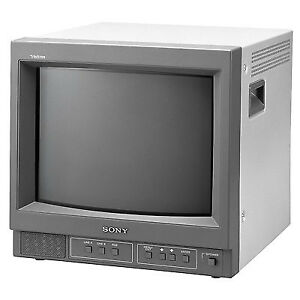 PVM or BVM CRT TV - 14/20 inch monitor for retro gaming