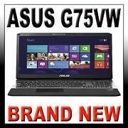 Asus G75VW