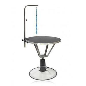 Pet Club Hydraulic Dog Grooming Table with Arm 239048