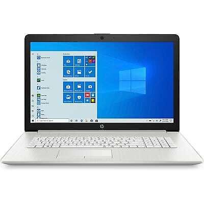 """Laptop Windows - HP Notebook PC 17"""" Intel Core i5 12GB RAM Windows 10 Home 64"""
