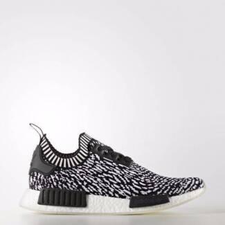 NMD R1 PK Sashiko (Zebra) Black/White Size 9/10