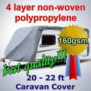 Heavy Duty Caravan Cover