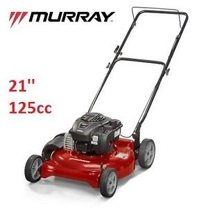 USED MURRAY 21'' LAWN MOWER GAS POWERED LOW WHEEL 125CC 112629311