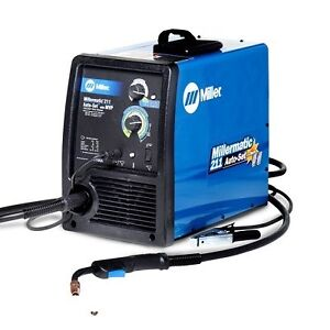 Looking for a good mig welder that takes gas