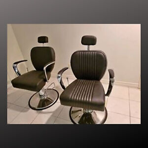 Almost New Barber Chair