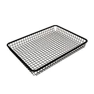 Car Roof Basket Cage (Large) 160x120x15cm Black Powdercoated NEW Malaga Swan Area Preview
