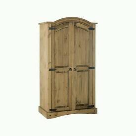 Still boxed puerto rico wardrobe