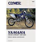 YZ Clymer Motorcycle Repair Manuals & Literature