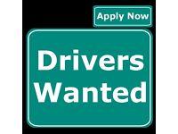 WEEKEND Drivers Wanted - IMMEDIATE START - Rapid Response Multi Drop - LONDON & SURROUNDING AREAS